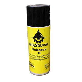 MOLYDUVAL Sekorex H Spray, 400ml