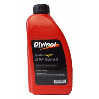 Divinol Syntholight DPF 5W-30