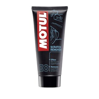 Motul E8: Scratch Remover, 100ml