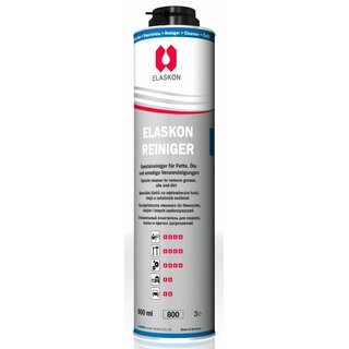 Elaskon Reiniger Spray- 600ml