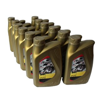 Eni i-Ride Racing 2T, 12 x 1 Liter
