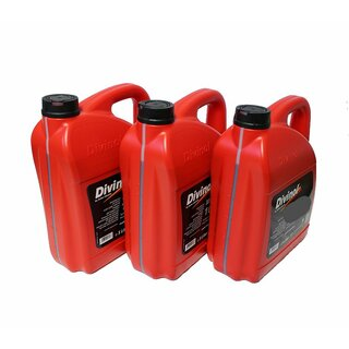 Divinol Multimax Top SAE 15W-40, 3 x 5 Liter