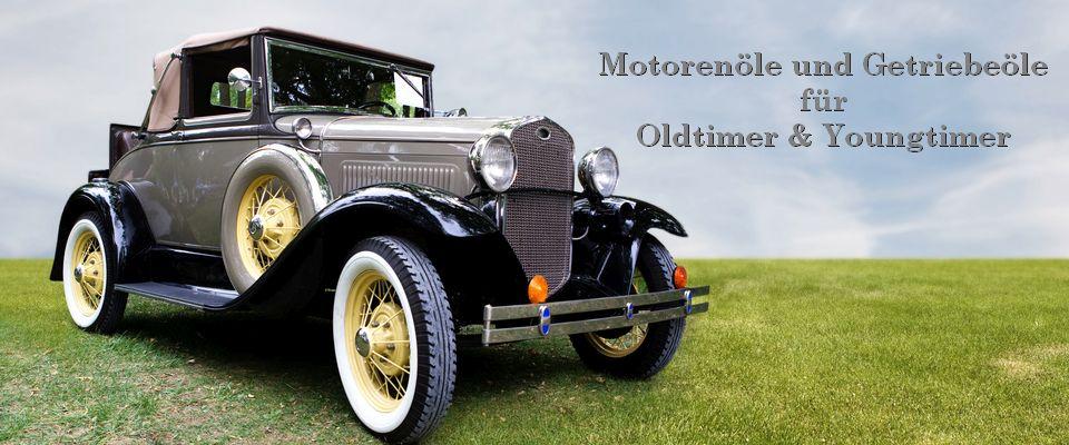 Motoren�le f�r Oldtimer und Youngtimer